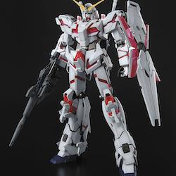 MG Gundam Unicorn 1/100 (Bandai)