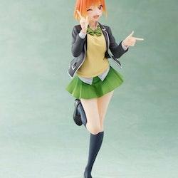 The Quintessential Quintuplets Coreful Figure Nakano Yotsuba Uniform Ver. (Taito)