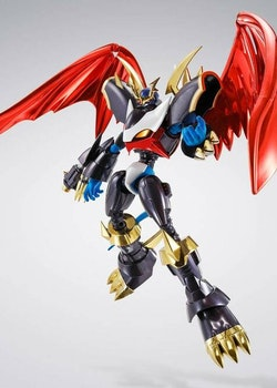 Digimon Adventure 02 S.H. Figuarts Action Figure Imperialdramon Fighter Mode Premium Color Edition (Tamashii Nations)