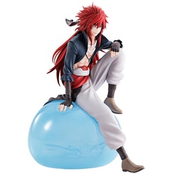 That Time I Got Reincarnated as a Slime  I Became a King Ichibansho Figure Guy Crimson (Bandai Spirits)