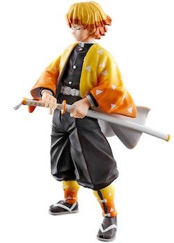 Demon Slayer: Kimetsu no Yaiba Ichibansho Figure Zenitsu Agatsuma The Fourth Ver. (Bandai Spirits)