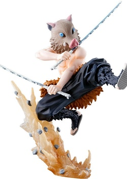 Demon Slayer: Kimetsu no Yaiba Ichibansho Figure Inosuke Hashibira The Fourth Ver. (Bandai Spirits)