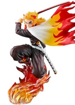 Demon Slayer: Kimetsu no Yaiba Ichibansho Figure Kyojuro Rengoku The Fourth Ver. (Bandai Spirits)