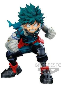 My Hero Academia Colosseum Super Master Stars Piece Figure Izuku Midoriya The Brush (Banpresto)