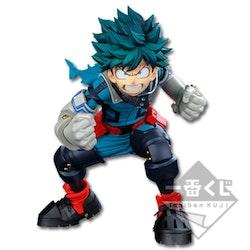 My Hero Academia Colosseum Super Master Stars Piece Figure Izuku Midoriya The Anime (Banpresto)