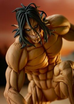 POP UP PARADE Eren Yeager: Attack Titan Ver. (Attack on Titan)