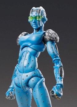 JoJo's Bizarre Adventure Part5 Super Action Action Figure Chozokado Stone Free (Medicos Entertainment)