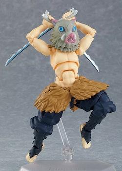 Demon Slayer: Kimetsu no Yaiba Figma Action Figure Inosuke Hashibira (Max Factory)