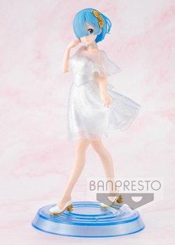 Re:Zero Starting Life in Another World Figure Serenus Couture Rem (Banpresto)