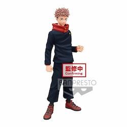 Jujutsu Kaisen: Jukon No Kata Figure Yuji Itadori (Banpresto)