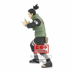 Naruto Shippuden Vibration Stars Figure Shikamaru Nara (Banpresto)