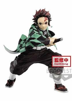 Demon Slayer Kimetsu no Yaiba Maximatic Figure Tanjiro Kamado (Banpresto)