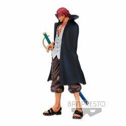 One Piece Master Stars Piece Figure Shanks (Banpresto)