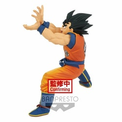 Dragon Ball Super Super Zenkai Solid vol. 2 Figure Son Goku (Banpresto)