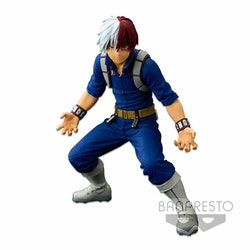 My Hero Academia Super Master Stars Piece Figure Shoto Todoroki The Anime (Banpresto)