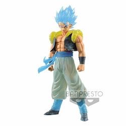 Dragon Ball Super Clearise Figure Super Saiyan God Super Saiyan Gogeta (Banpresto)