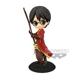 Harry Potter Q Posket Figure Harry Potter Quidditch Style Ver. (Banpresto)