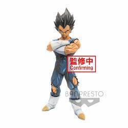 Dragon Ball Z Grandista Nero Figure Vegeta Manga Dimensions (Banpresto)