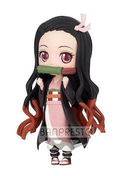 Demon Slayer Kimetsu no Yaiba Q Posket Figure Nezuko Kamado II ver. A (Banpresto)