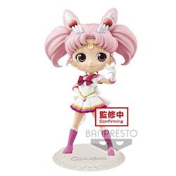 Sailor Moon Eternal Q Posket Figure Super Sailor Chibi Moon ver. A (Banpresto)