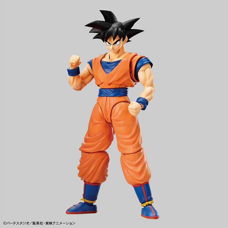 Dragon Ball Figure Rise Model Kit Son Goku (Bandai)