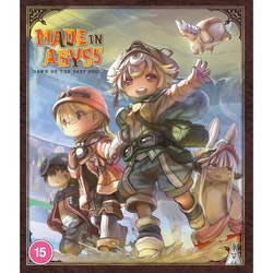 Made in Abyss: Dawn of the Deep Soul Blu-Ray