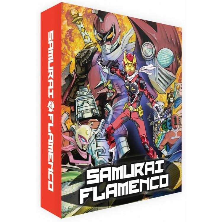Samurai Flamenco Complete Series Collection - Collector's Edition Blu-Ray