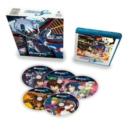 Mobile Suit Gundam Seed - Part 1 Blu-Ray