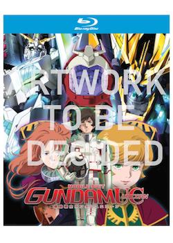 Mobile Suit Gundam Unicorn - Standard Edition Blu-Ray