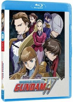 Mobile Suit Gundam Wing - Part 2 Blu-Ray