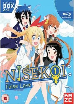 Nisekoi: False Love Season 2 Part 2 Blu-Ray