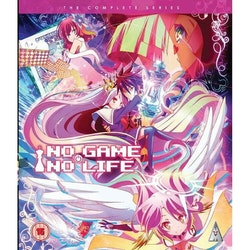 No Game No Life Collection Blu-Ray