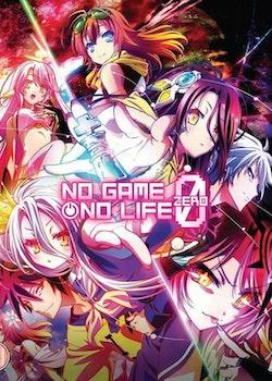 No Game No Life: Zero Blu-Ray