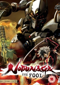 Nobunaga the Fool Collection Blu-Ray