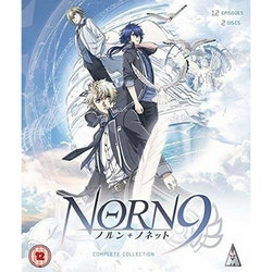 Norn9 Collection Blu-Ray