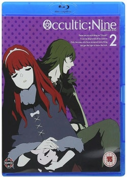 Occultic Nine Volume 2 Blu-Ray