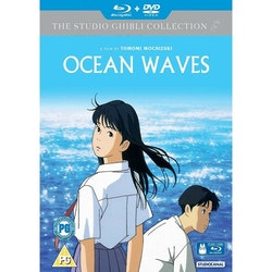 Ocean Waves Combi Blu-ray/DVD