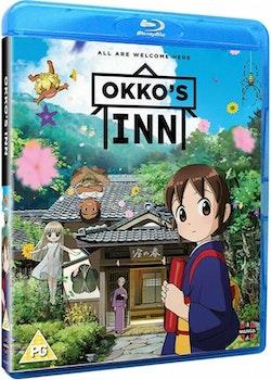 Okko's Inn Blu-Ray