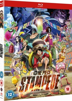 One Piece: Stampede Blu-Ray