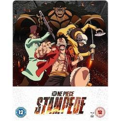 One Piece: Stampede Steelbook Combi Blu-ray/DVD