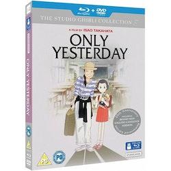 Only Yesterday Combi Blu-ray/DVD