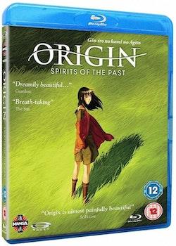 Origin Spirits of the Pasts Blu-Ray