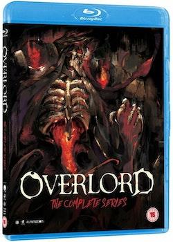 Overlord Season 1 Collection Blu-Ray