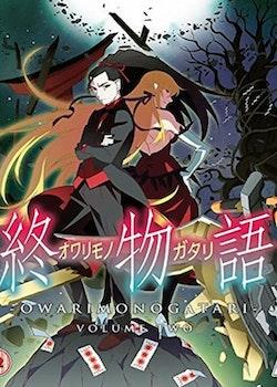Owarimonogatari Part 2 Blu-Ray