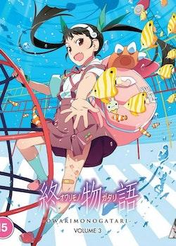 Owarimonogatari Part 3 Blu-Ray