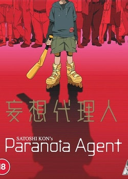 Paranoia Agent Collection Standard Edition Blu-Ray