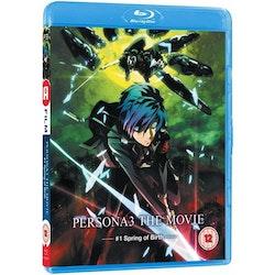 Persona 3 Movie 1 Blu-Ray