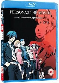 Persona 3 Movie 2 Blu-Ray