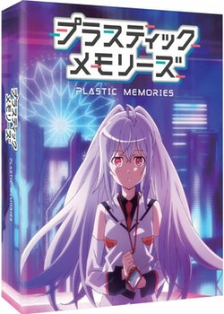 Plastic Memories Part 1 Collector's Edition Blu-Ray