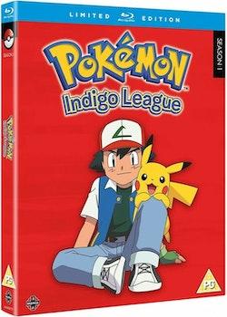 Pokemon Indigo League: Season 1 Collection Blu-Ray